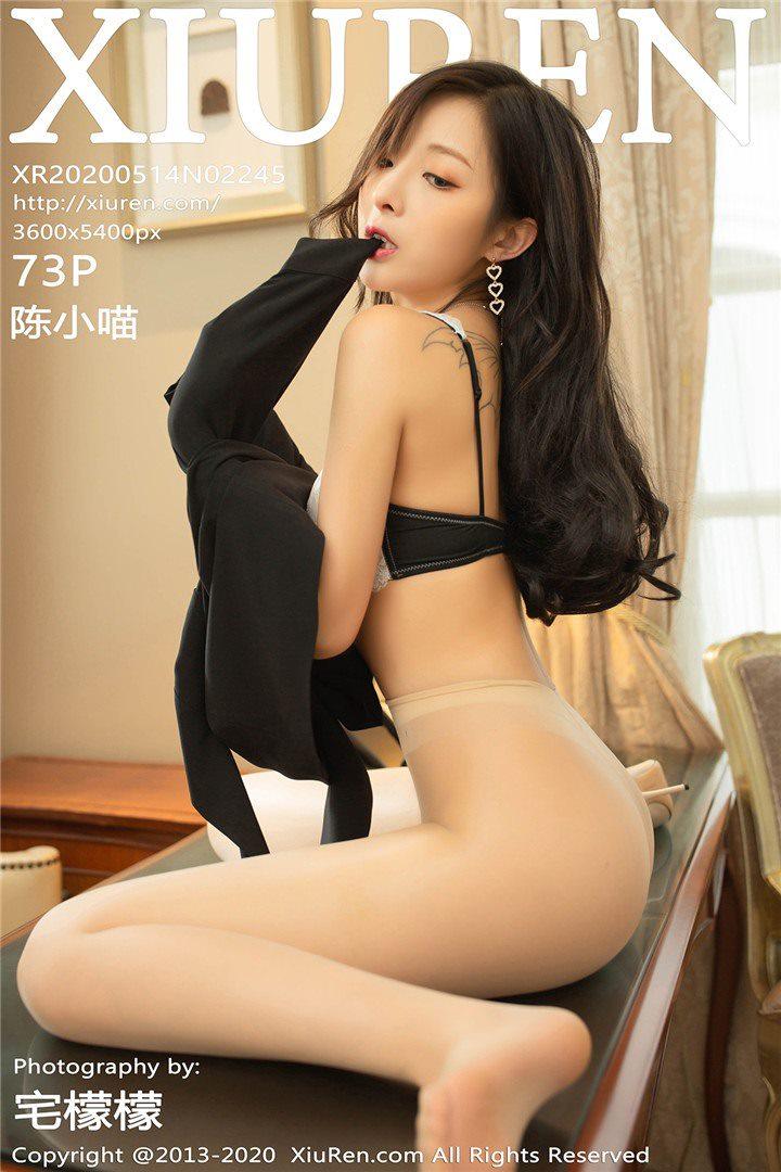 [XIUREN秀人网]XR20200514N02245 2020.05.14 陈小喵[73+1P/165M]